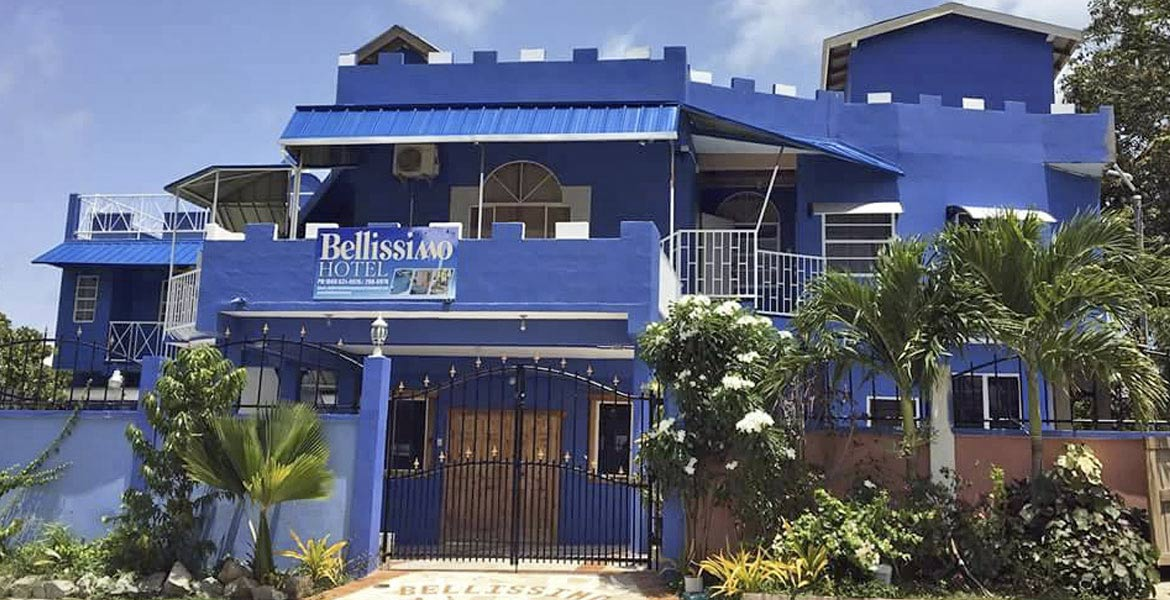 Bellissimo Boutique Hotel - a myTobago guide to Tobago holiday accommodation