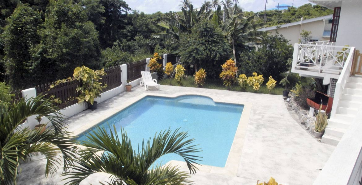 Bougain-Villa - a myTobago guide to Tobago holiday accommodation