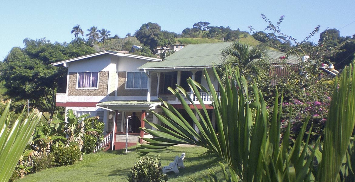 Crown Apartment - a myTobago guide to Tobago holiday accommodation