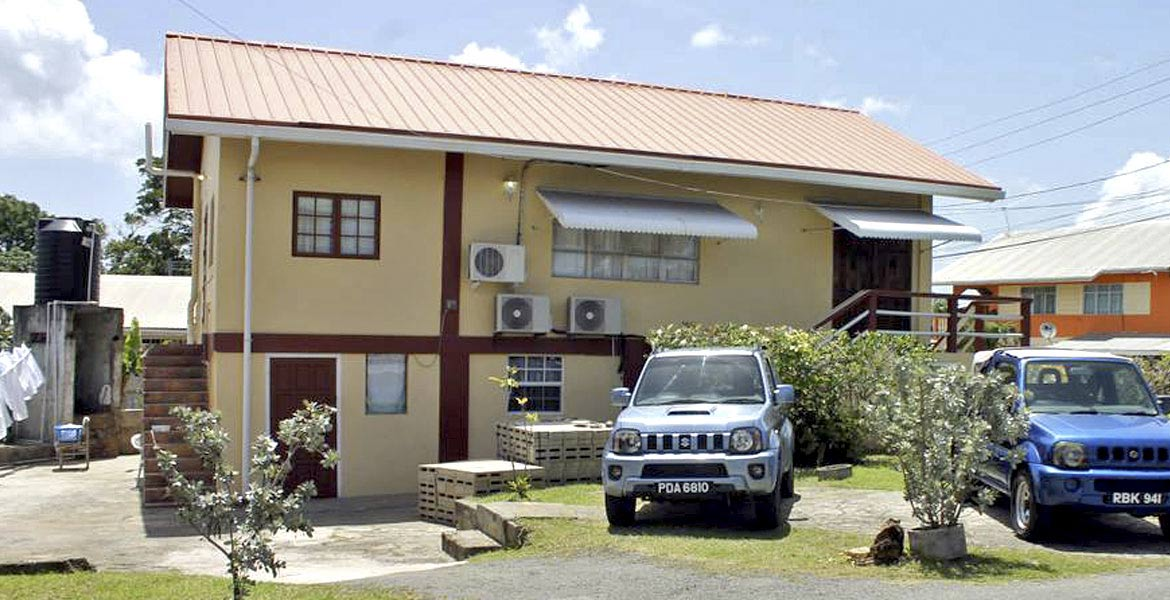 Courland Bay Apartment - a myTobago guide to Tobago holiday accommodation