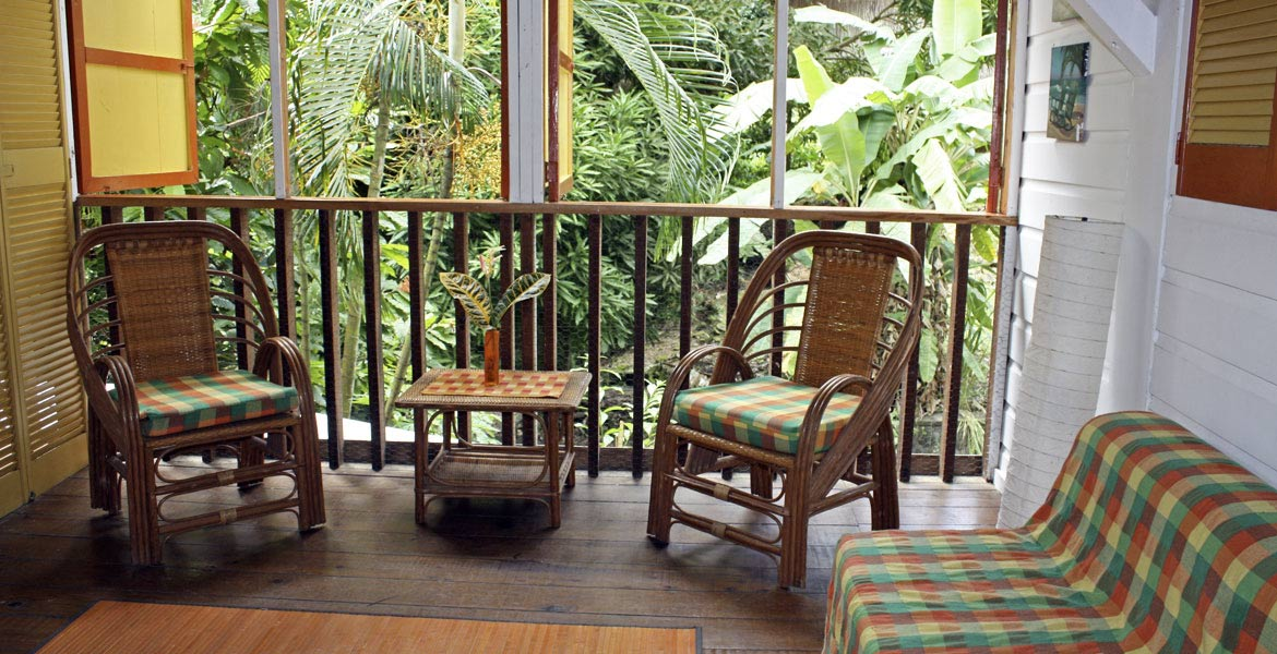Castara Cottage - a myTobago guide to Tobago holiday accommodation