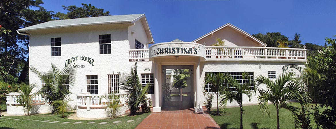 Christina's Guesthouse - a myTobago guide to Tobago holiday accommodation