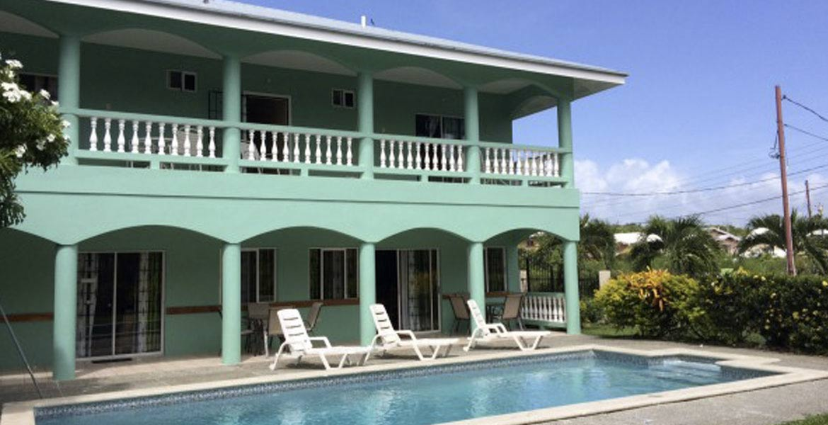 Cypress Villas - a myTobago guide to Tobago holiday accommodation