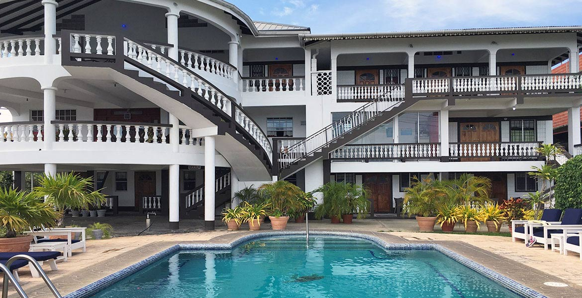 Douglas Apartments - a myTobago guide to Tobago holiday accommodation