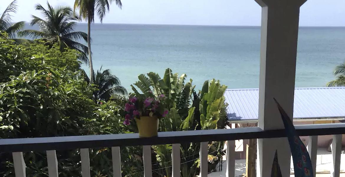 Duke Robinson Guest House - a myTobago guide to Tobago holiday accommodation