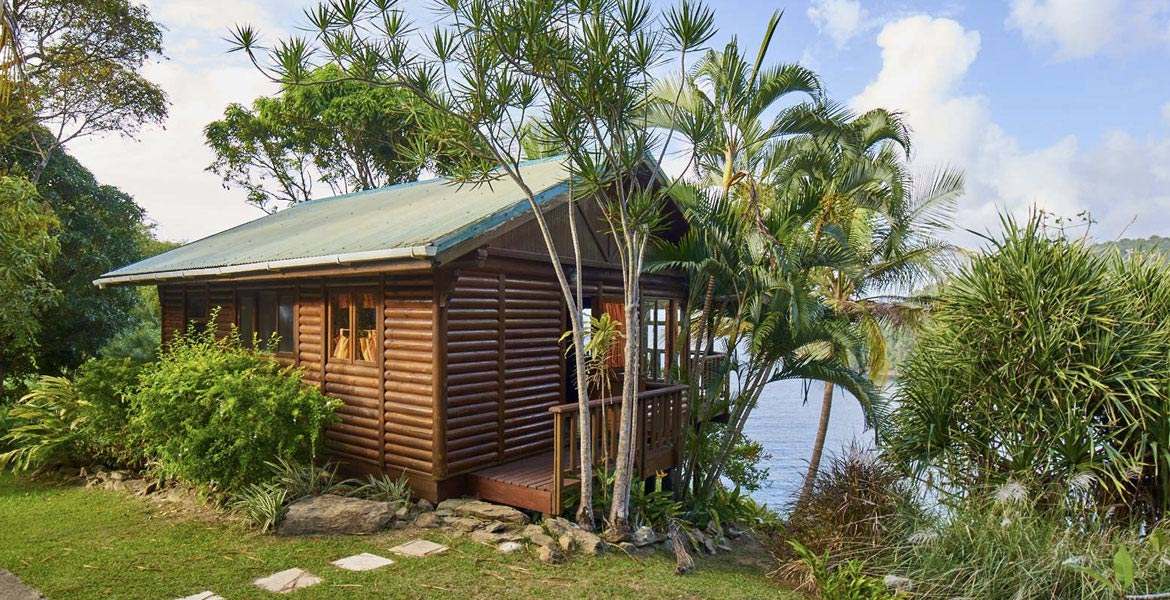 Erasmus Cove Cottages - a myTobago guide to Tobago holiday accommodation