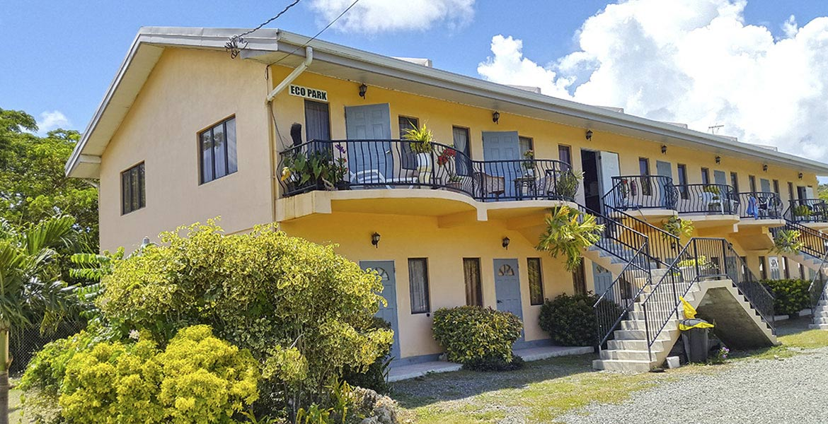 Eco Park Inn - a myTobago guide to Tobago holiday accommodation