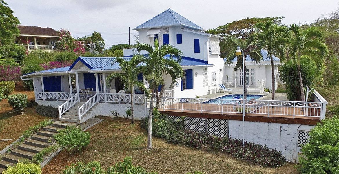 Eternity Villa - a myTobago guide to Tobago holiday accommodation
