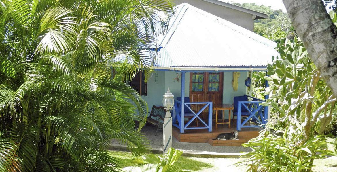 Fort Bennett Apartments - a myTobago guide to Tobago holiday accommodation