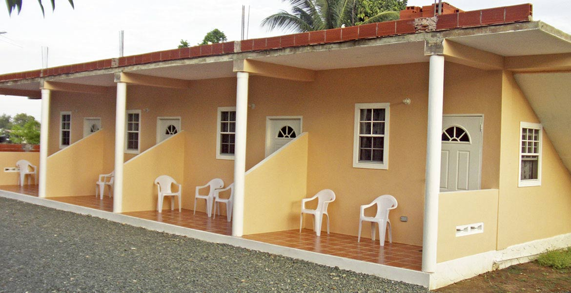 Giselle's Holiday Apartments - a myTobago guide to Tobago holiday accommodation