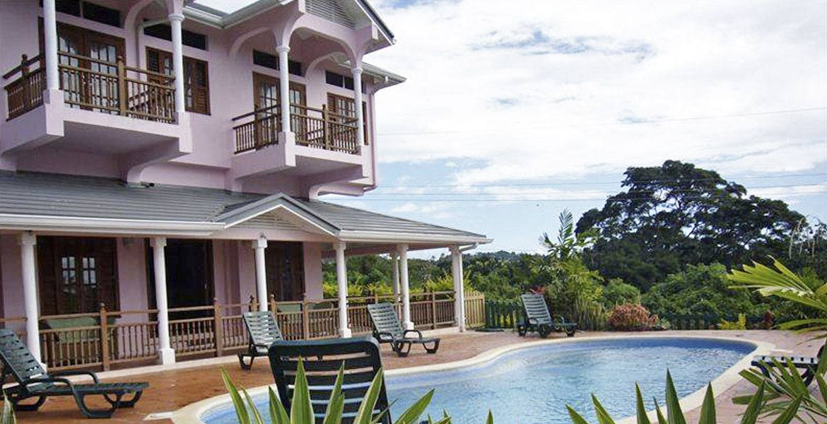 Ginger Lilies Villa - a myTobago guide to Tobago holiday accommodation
