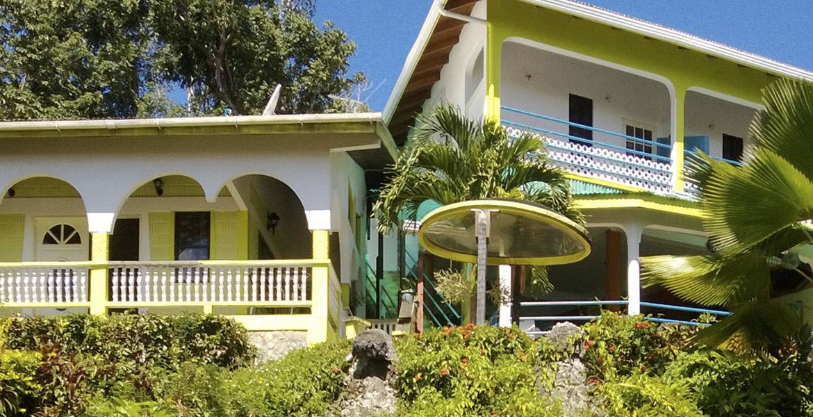 Genesis Nature Park - a myTobago guide to Tobago holiday accommodation