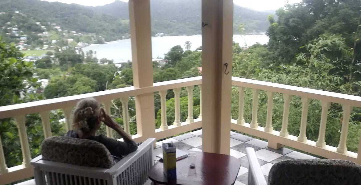 Grandview Guesthouse - a myTobago guide to Tobago holiday accommodation