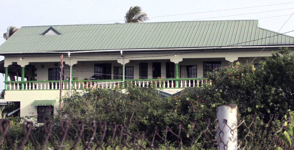 Harris Guest House - a myTobago guide to Tobago holiday accommodation