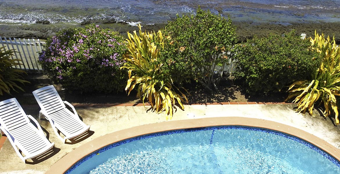 Hibiscus - a myTobago guide to Tobago holiday accommodation