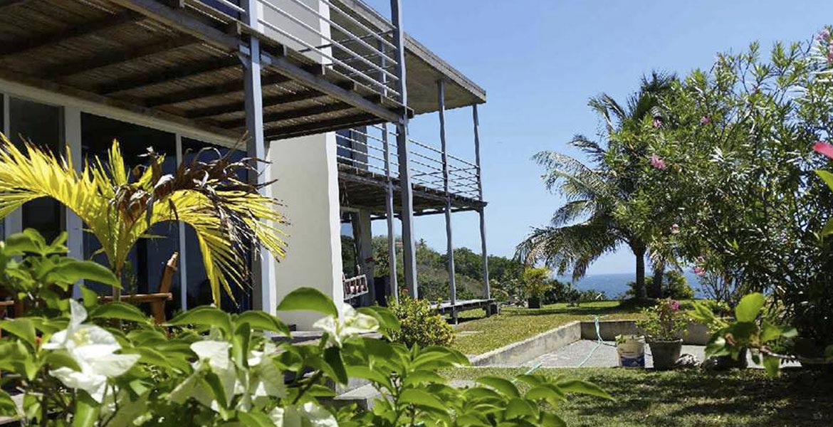 House Lovell - a myTobago guide to Tobago holiday accommodation