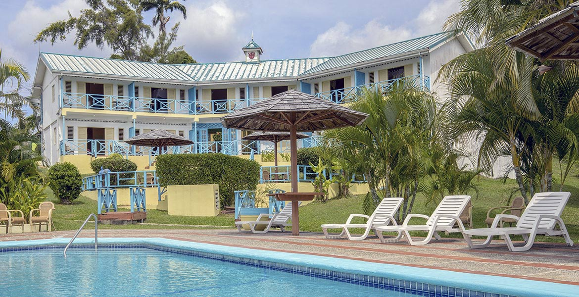 Sherwood Park Apartments - a myTobago guide to Tobago holiday accommodation