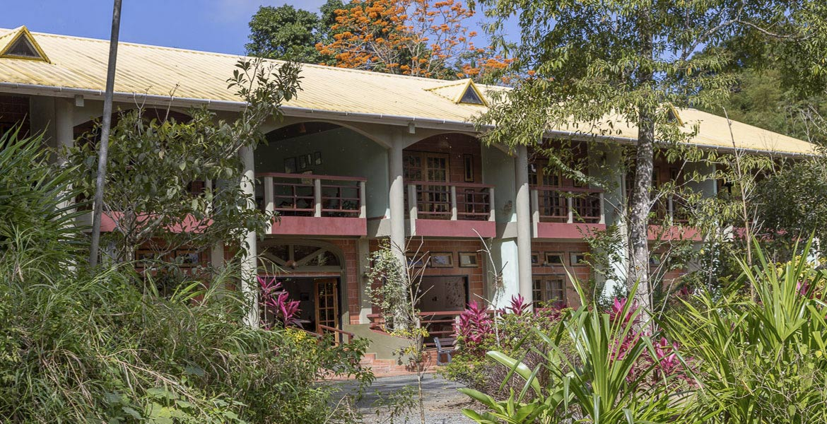 Cuffie River Nature Retreat - a myTobago guide to Tobago holiday accommodation