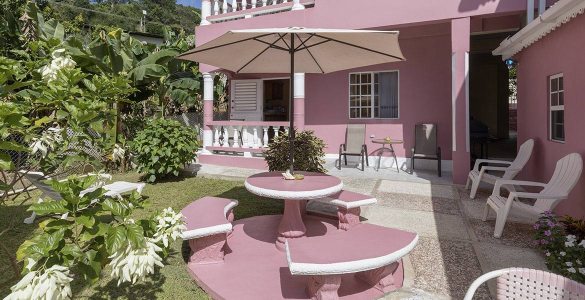 Baywatch Apartments - a myTobago guide to Tobago holiday accommodation