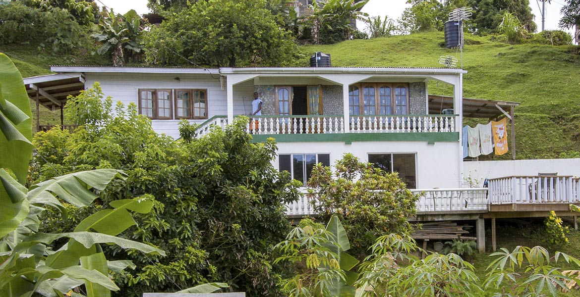 Green Valley Apartment - a myTobago guide to Tobago holiday accommodation