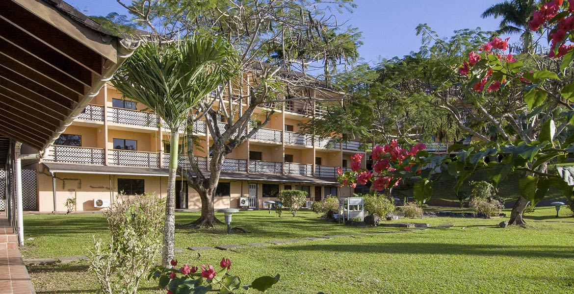 Grafton Beach Resort - a myTobago guide to Tobago holiday accommodation