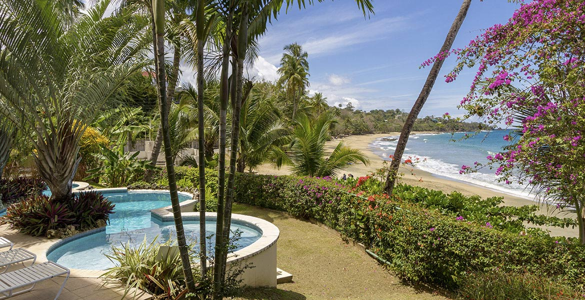 Black Rock Dreams - a myTobago guide to Tobago holiday accommodation
