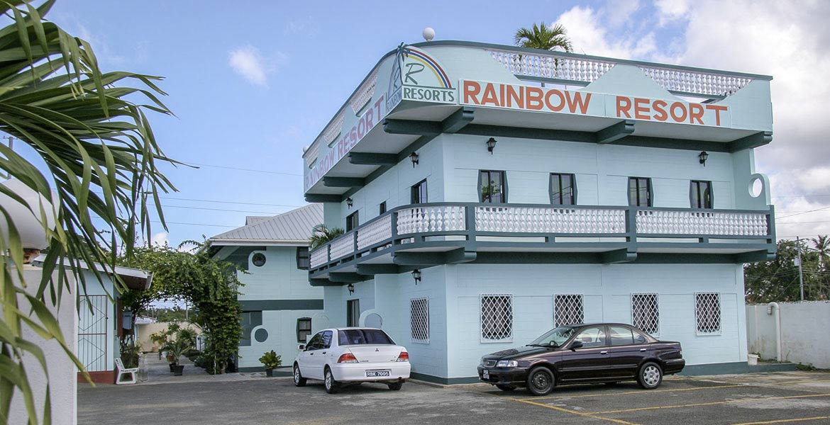 Rainbow Resort - a myTobago guide to Tobago holiday accommodation
