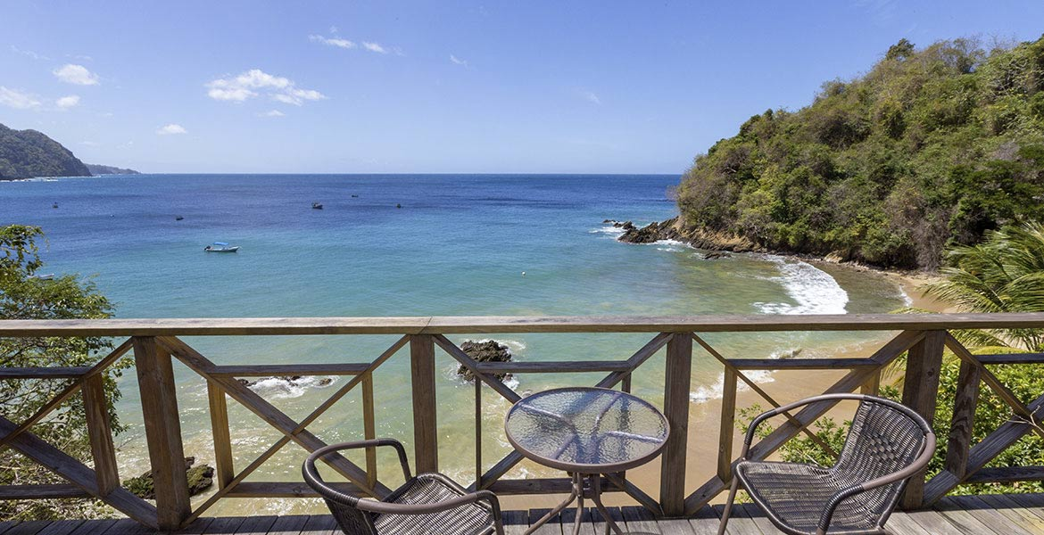 SeaScape - a myTobago guide to Tobago holiday accommodation