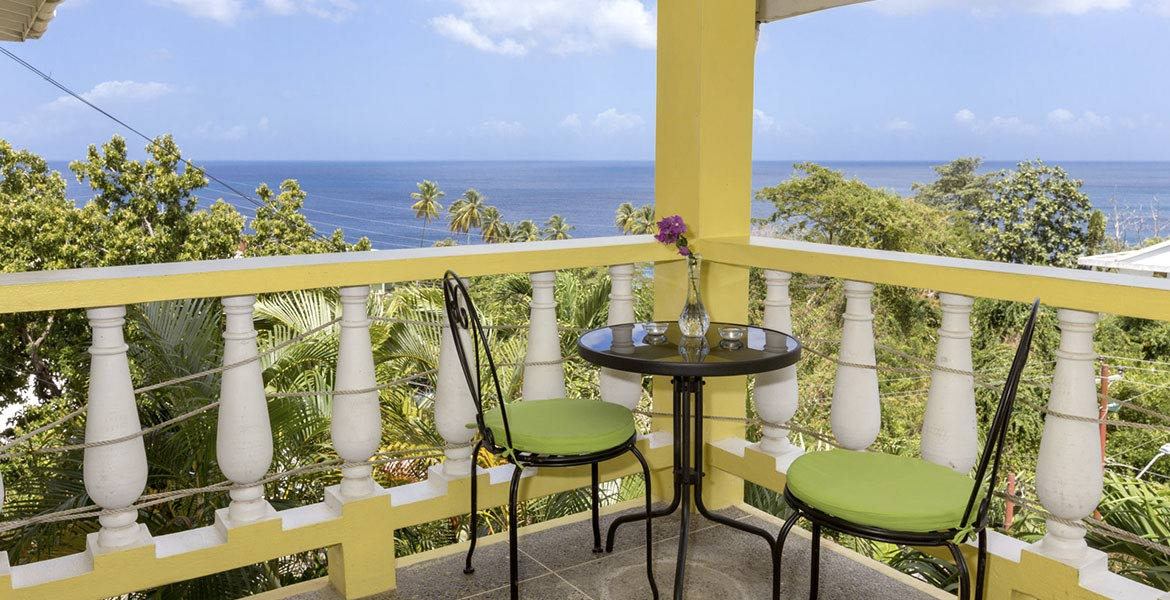 Hibiscus Heights - a myTobago guide to Tobago holiday accommodation