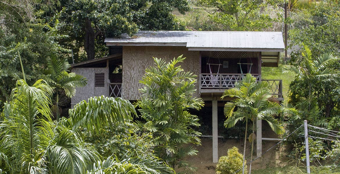 Avocado Cottage - a myTobago guide to Tobago holiday accommodation