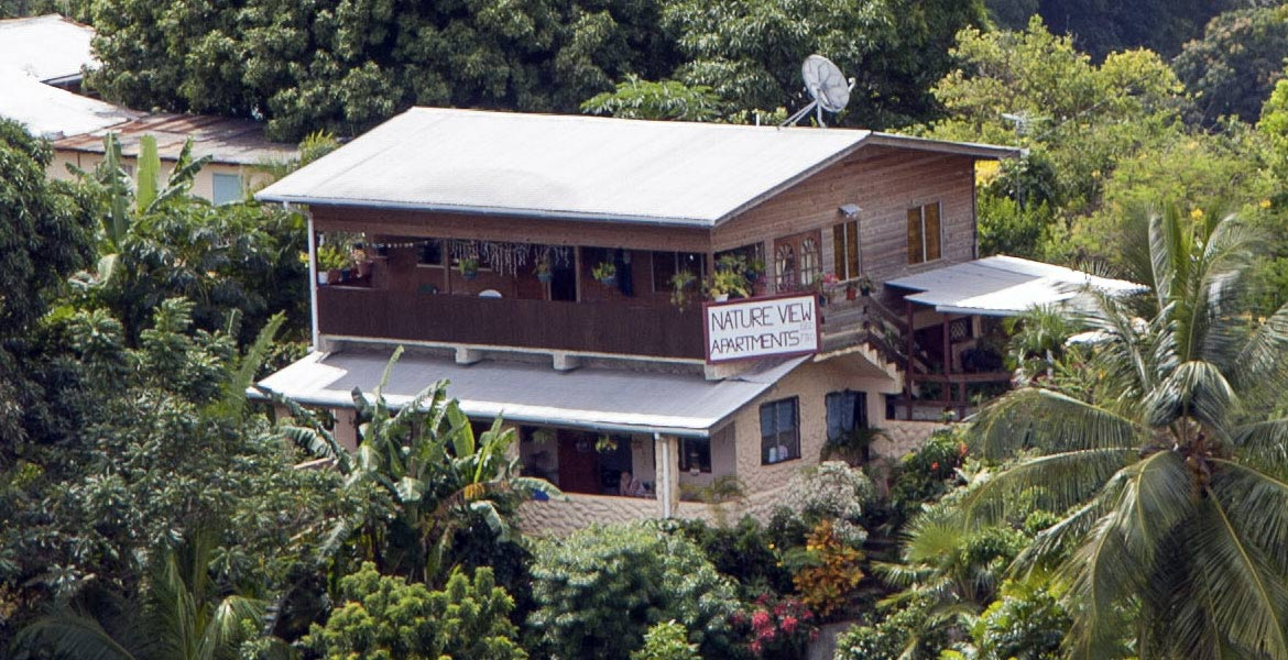 Nature View Apartments - a myTobago guide to Tobago holiday accommodation