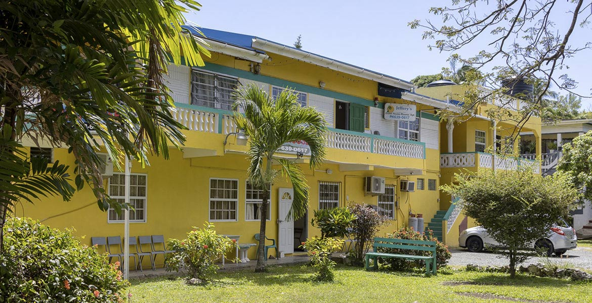 Jeffrey's House - a myTobago guide to Tobago holiday accommodation