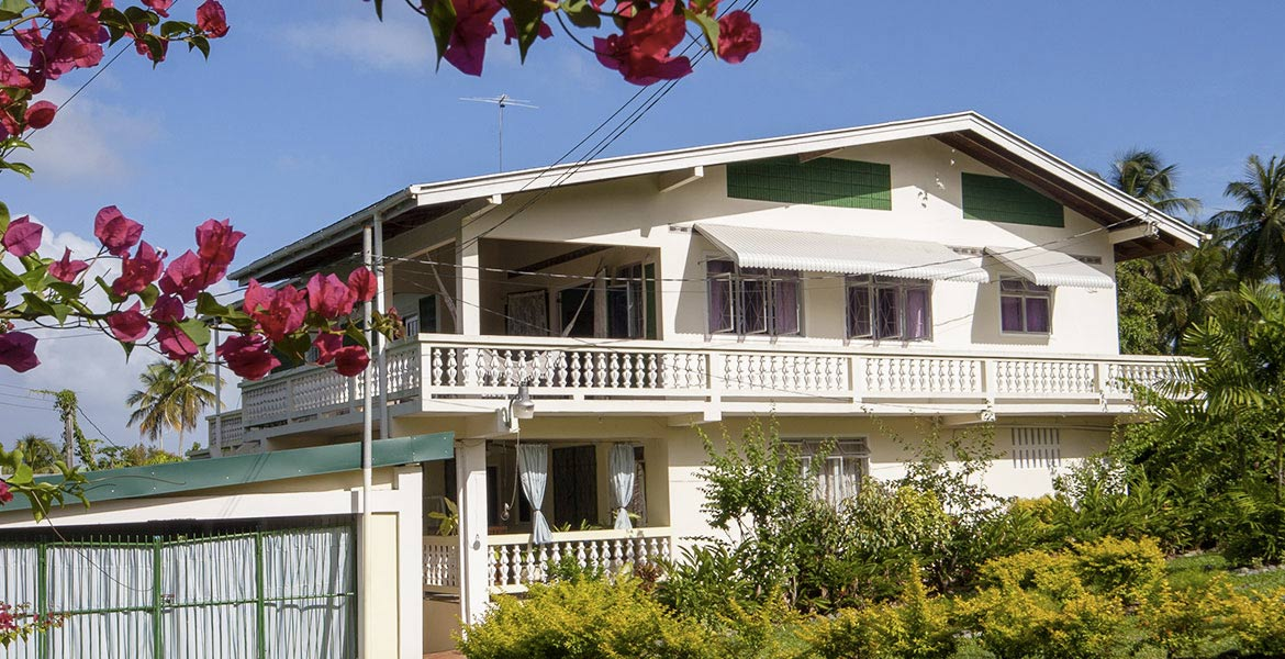Orchid Villa Apartments - a myTobago guide to Tobago holiday accommodation