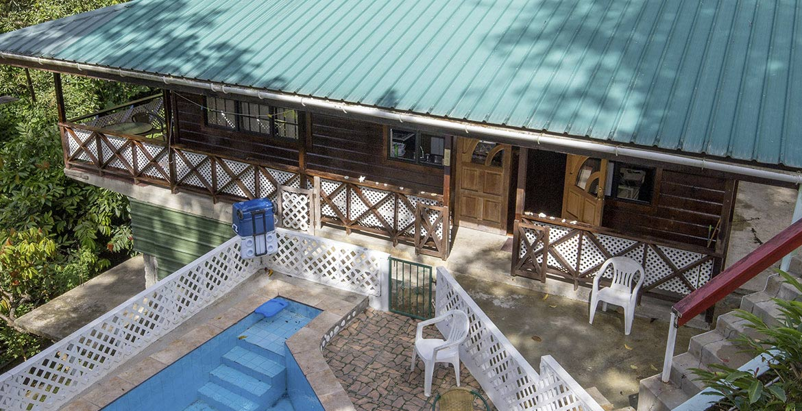 Hidden Cottage - a myTobago guide to Tobago holiday accommodation