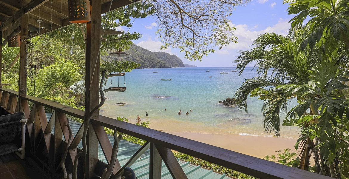 Beach House - a myTobago guide to Tobago holiday accommodation
