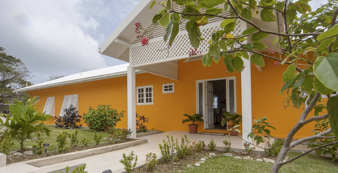 Infinity Villa - a myTobago guide to Tobago holiday accommodation