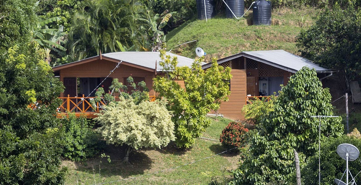 Little House On The Hill - a myTobago guide to Tobago holiday accommodation