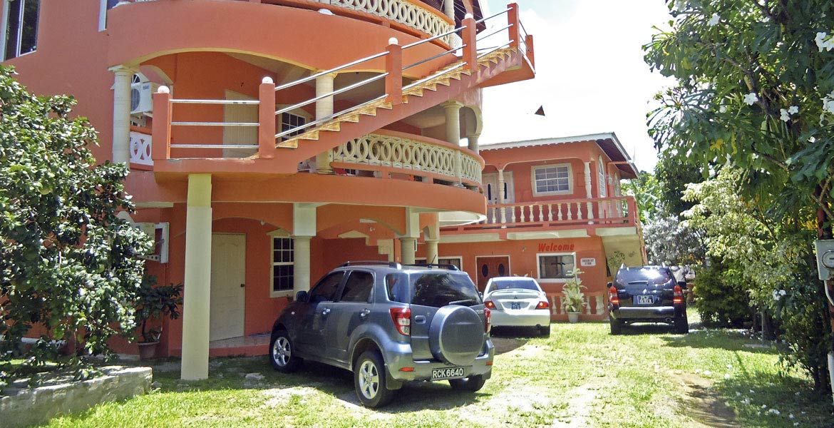 Islanders Place - a myTobago guide to Tobago holiday accommodation