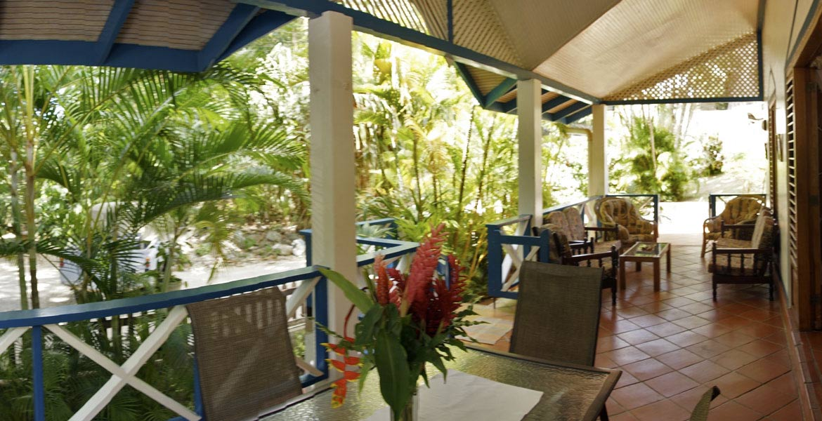 Jemas Guesthouse - a myTobago guide to Tobago holiday accommodation