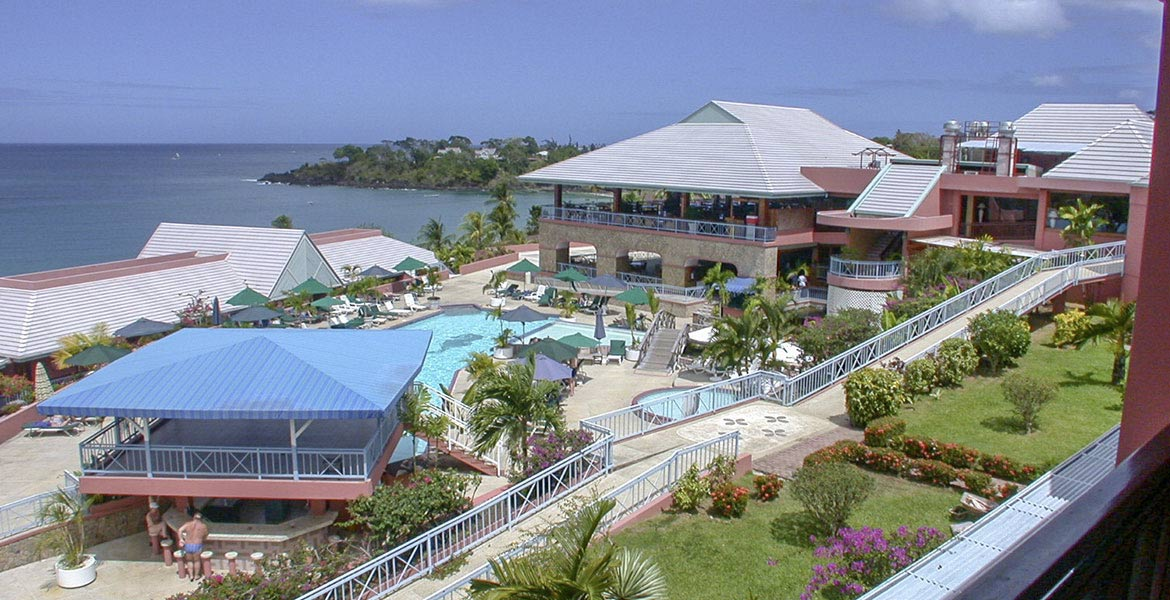 Le Grand Courlan Spa Resort - a myTobago guide to Tobago holiday accommodation