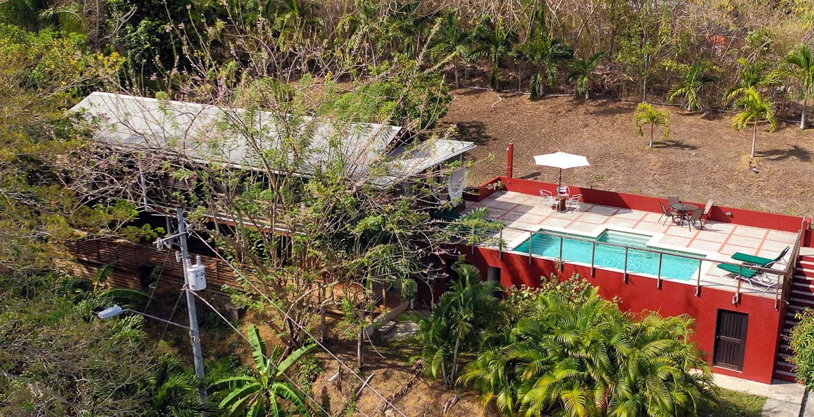 Mary's Hill Lodge - a myTobago guide to Tobago holiday accommodation