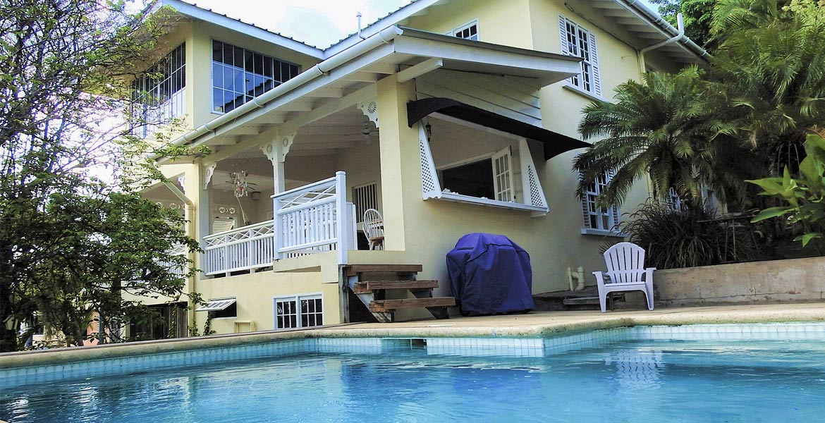Moondrops - a myTobago guide to Tobago holiday accommodation