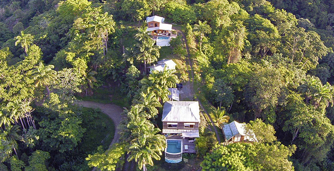 Nature Retreat - a myTobago guide to Tobago holiday accommodation