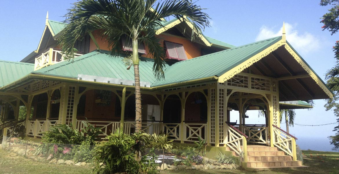 Samadhi - a myTobago guide to Tobago holiday accommodation