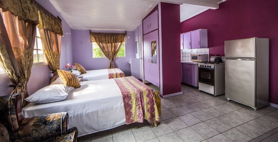 Serenity Apartments - a myTobago guide to Tobago holiday accommodation