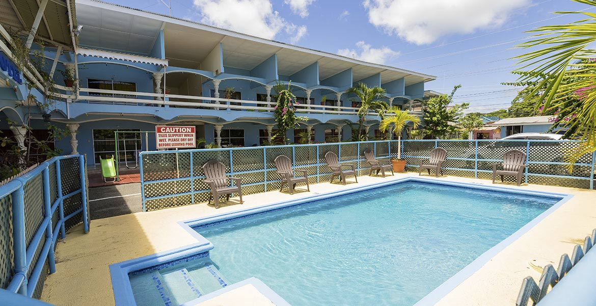 Surfside Hotel - a myTobago guide to Tobago holiday accommodation