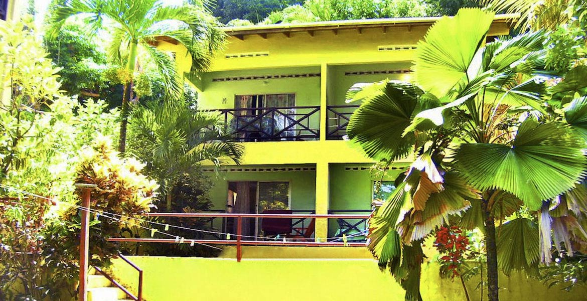 Sealevel Guesthouse - a myTobago guide to Tobago holiday accommodation