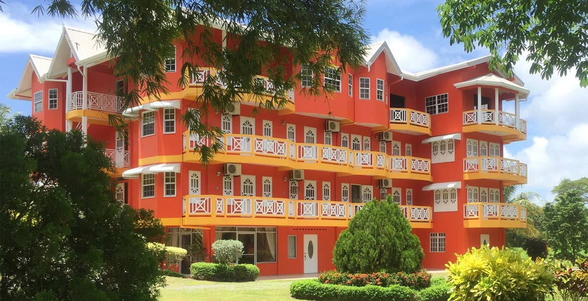 Tropical Pleasure Resort - a myTobago guide to Tobago holiday accommodation