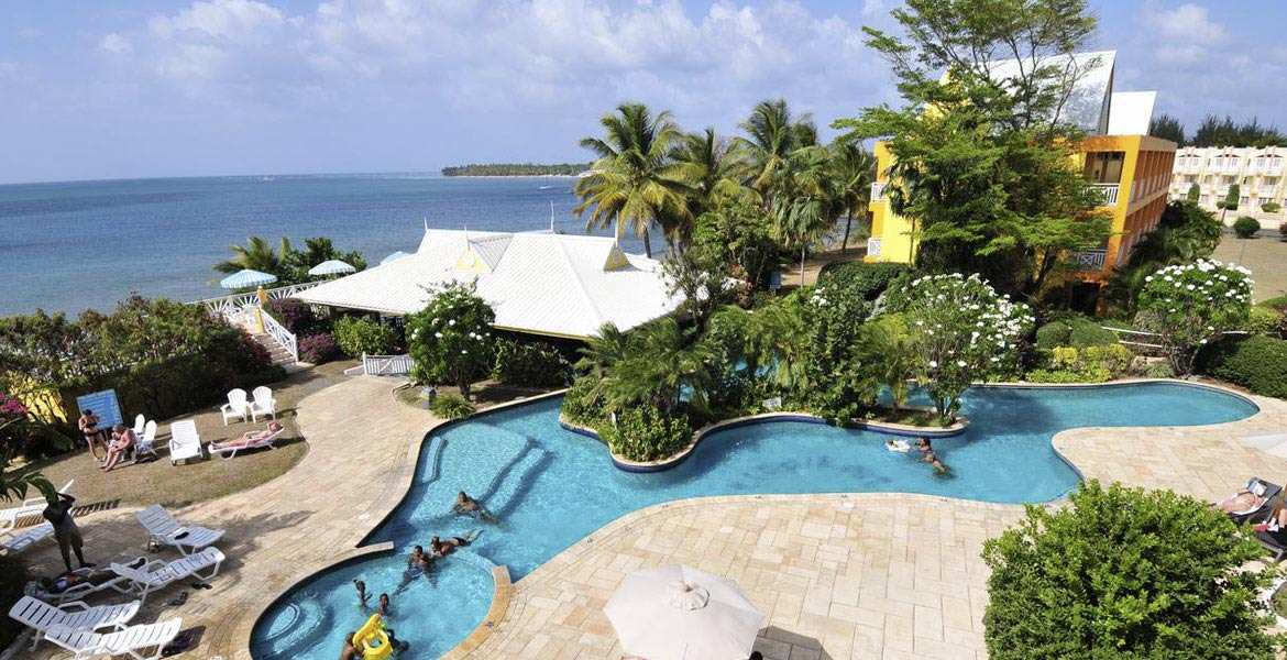 Tropikist Beach Hotel - a myTobago guide to Tobago holiday accommodation