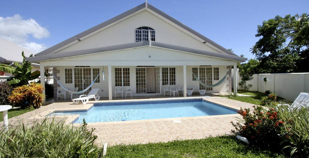 Villa Christina - a myTobago guide to Tobago holiday accommodation